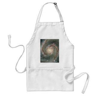 M51 Whirlpool Galaxy Dad's Astronomy Apron