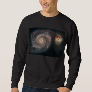 M51 Whirlpool Galaxy Sweatshirt