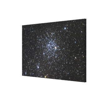 M52 Open Cluster in Cassiopeia Canvas Print