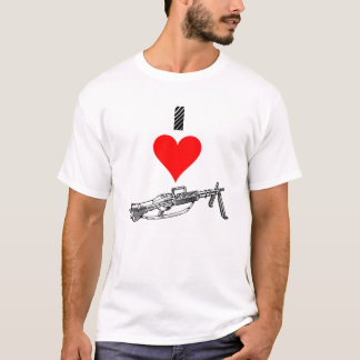 M60 machine gun T-Shirt