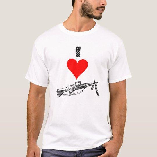 M60 machine gun T-Shirt