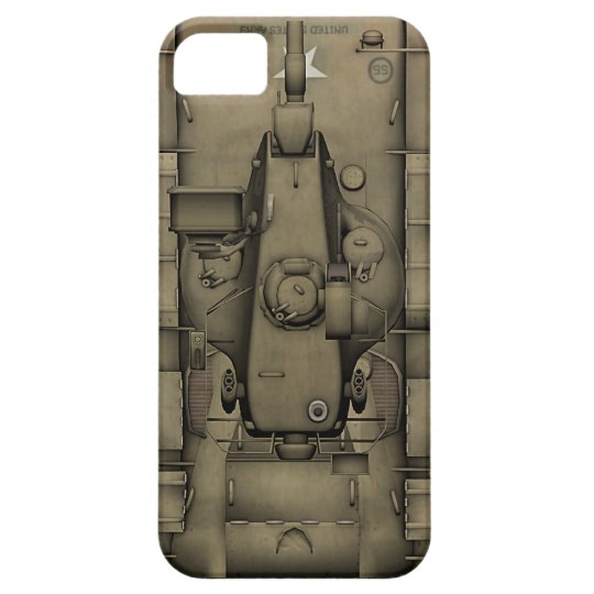 M60A2 Tank Case For The iPhone 5
