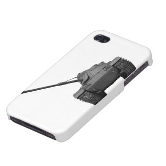 M60A Patton Tank iPhone 4 Cover