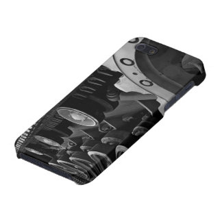 M60A Patton Tank Track iPhone 5/5S Cases