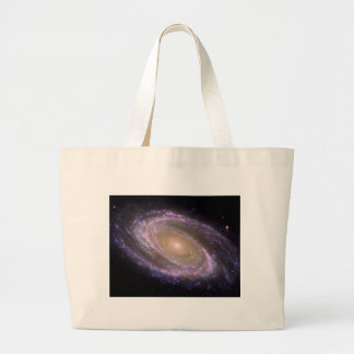 M81 Galaxy is Pretty in Pink Bags