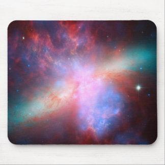 M82 Galaxy Mouse Mat
