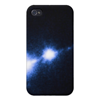 M87 Nucleus and Bright Knot - STIS - July 17, 2002 iPhone 4 Case