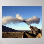 M-198 Howitzer Poster