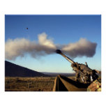 M-198 Howitzer Posters