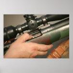 M-40 Sniper Rifle Print