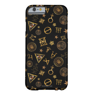 M.A.C.U.S.A. Magic Symbols And Crests Pattern Barely There iPhone 6 Case