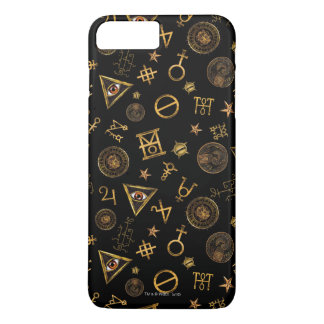 M.A.C.U.S.A. Magic Symbols And Crests Pattern iPhone 8 Plus/7 Plus Case
