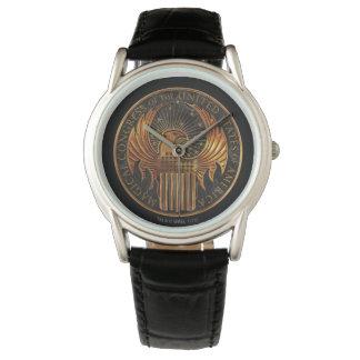M.A.C.U.S.A. Medallion Watch