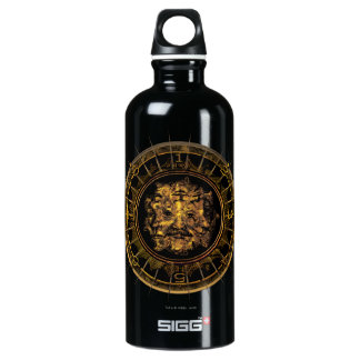 M.A.C.U.S.A. Multi-Faced Dial SIGG Traveller 0.6L Water Bottle