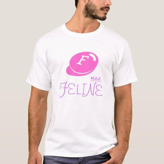 M.A.D. FELINE CLOTHING T-Shirt