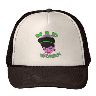 M.A.D. Woman (SINGLE MOM) Cap