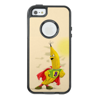 M.BANANA ALIEN  Apple iPhone SE/5/5s   CS B
