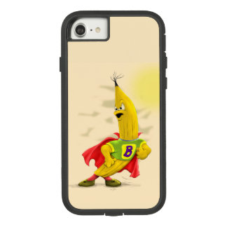 M. BANANA ALIEN  CARTOON Apple iPhone 7  Tough Xtr Case-Mate Tough Extreme iPhone 8/7 Case