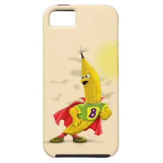 M. BANANA ALIEN  CARTOONiPhone SE + iPhone 5/TOUGH iPhone 5 Case