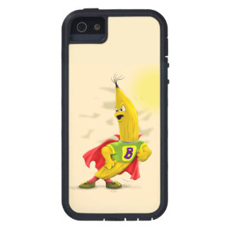 M. BANANA ALIEN  iPhone SE + iPhone 5/TOUGH Xtrem iPhone 5 Cases