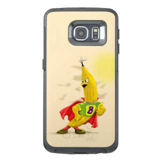 M.BANANA ALIEN  Samsung Galaxy S6    SS EDGE