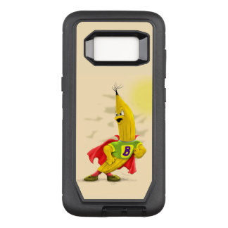 M.BANANA ALIEN  Samsung Galaxy S8   DS