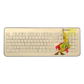 M.Banana Custom Wireless Keyboard 2