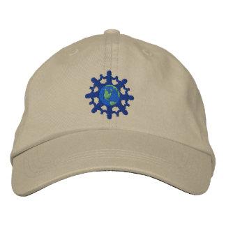 M-Community Embroidered Baseball Cap
