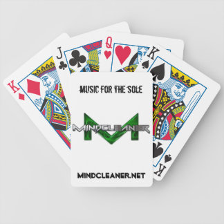 M Deck Bicycle Playing Cards