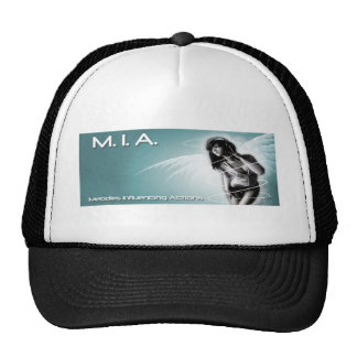 M.I.A. Blue Angel Trucker Hat