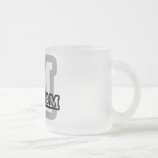 M is for Maryam Coffee Mugs