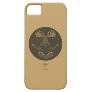 M is for Moose iPhone 5 Cover