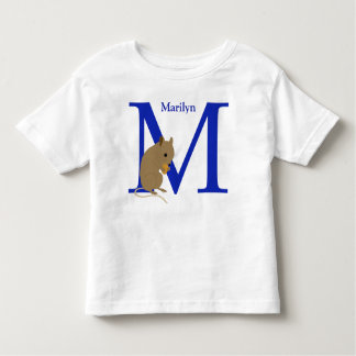M is For Toddler T-Shirt