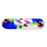 m k skatebord 19.7 cm skateboard deck