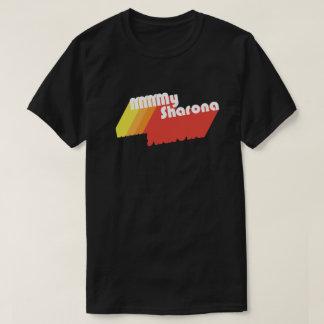 M-M-M-My Sharona Retro Typography (Dark) T-Shirt