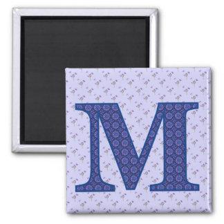 M REFRIGERATOR MAGNETS