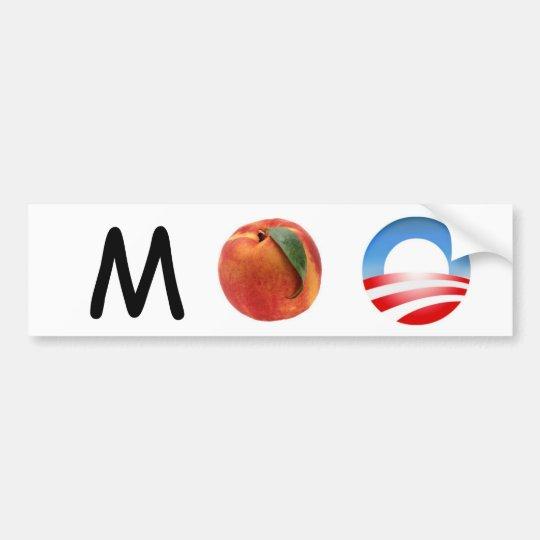 M Peach Obama - Impeach Obama! Bumper Sticker