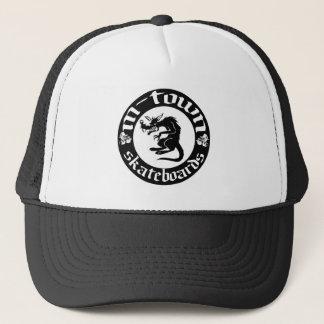 m-town rat trucker hat