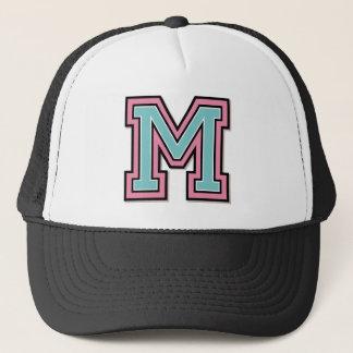 M TRUCKER HAT