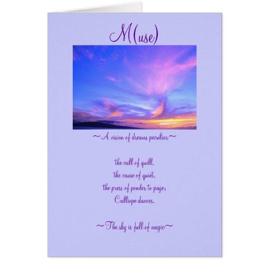 M(use) Card