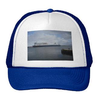 M.V blue putties Cap
