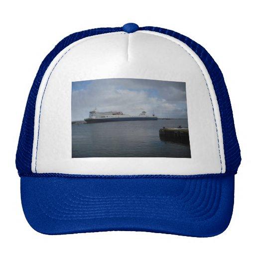 M.V blue putties Mesh Hats