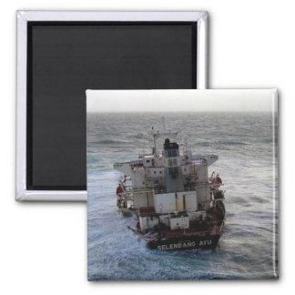 M/V Selendang Ayu Oil Spill Unalaska 2004 Fridge Magnets