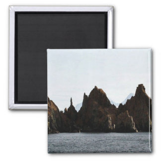 M/V Selendang Ayu Oil Spill Unalaska 2004 Refrigerator Magnet