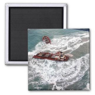 M/V Selendang Ayu Oil Spill Unalaska 2004 Magnet