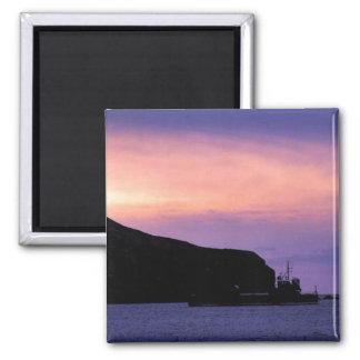 M/V Selendang Ayu Oil Spill Unalaska 2004 Fridge Magnet
