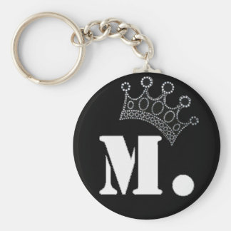 M. White Productions Keychain
