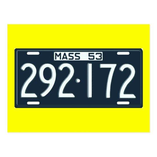 MA53 POSTCARD