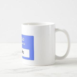 Ma Ma Basic White Mug