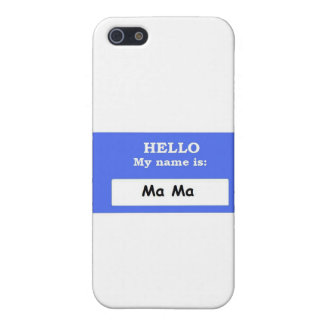 Ma Ma Covers For iPhone 5